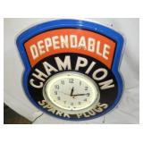 VIEW 2 DEPENDABLE CHAMPION SPARK PLUGS