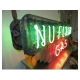 VIEW 2 CLOSEUP NU FLASH GAS NEON