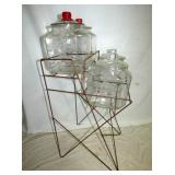 VEIW 3 SIDE VIEW TAYLOR JARS/RACK