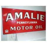 VIEW 2 CLOSEUP EMB. AMALIE MOTOR OIL