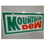 VIEW 2 EMB. MOUNTAIN DEW SIGN