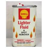 8OZ SHELL LIGHTER FLUID