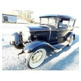 MODEL A FORD VERY GOOD DRIVER QUALITY