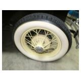 MODEL A SPOKE WHEELS