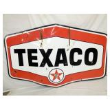 54X86 PORC. TEXACO SIGN