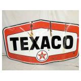 VIEW 2OTHERSIDE PORC TEXACO SIGN