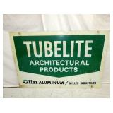 37X54 TUBELITE PAINTED ALUM. SIGN