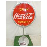 VIEW 2 OTHERSIDE COKE LOLLY POP SIGN