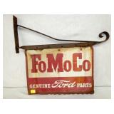 15X24 FOMOCO FORD SIGN W/ HANGER