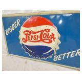 VIEW 2 CLOSEUP PEPSI SIGN GREAT COLOR