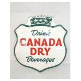 13X14 CANADA DRY SIGN