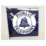 18X18 PORC. PUBLIC PHONE FLANGE