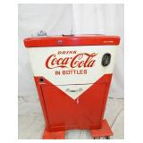 25X35 VENDO MODEL A-23 COKE BOX