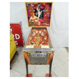"BALL ""MATA HARI"" PINBALL MACHINE"