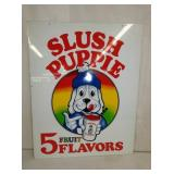 24X30 SLUSH PUPPIE HANGER SIGN
