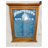 22X28 HUMPHREYS DYE CABINET
