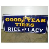 29X65 PORC. GOODYEAR TIRES RICE/LACY