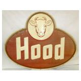 28X35 EMB. HOOD W/ ELSIE THE COW SIGN