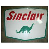 VIEW 2 PORC. SINCLAIR DINO SIGN