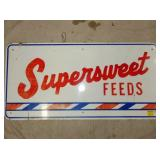16X32 SUPERSWEET FEEDS SIGN