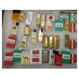 COLLECTION ADV. LIGHTERS SALEM/WINSTON/ETC