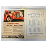 VIEW 2 INTERNATIONAL ROAD ATLAS