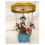 ALL ORIG. PINOCCHIO REVOLVING SWINGS