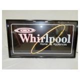 14 1/2X44 WHIRLPOOL ANIMATED SIGN