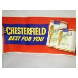 30X62 NOS CHESTERFIELD PAPER BANNER