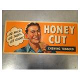 10X21 RJR HONEY CUT TOBACCO CARDBOARD