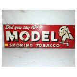12X34 MODEL CIGAR SIGN