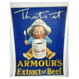 244X58 ARMOURS EXTRACT OF BEER