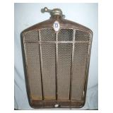 EARLY DUVALL AR RADIATOR GRILL