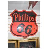 30X30 PORC. PHILLIPS 66 SHIELD