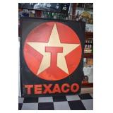 53X65 EMB. TEXACO INCERT SIGN