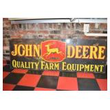 ORIG. 24X72 PORC. JOHN DEERE EQUIPMENT