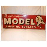 12X4 MODEL TOBACCO SIGN
