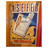 19X29 EMB. CHESTERFIELD SIGN
