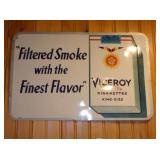 17X26 VICEROY TOBACCO SIGN