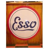 VIEW 2 OTHERSIDE ESSO SIGN
