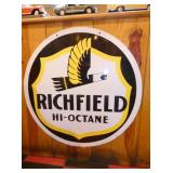 VIEW 2 OTHERSIDE PORC. RICHFIELD SIGN