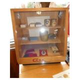 20X24 CASE CUTLERY DISPLAY CABINET