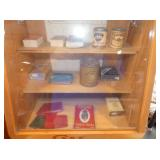 VIEW 3 CASE, TOBACCO POCKET TINS, OTHER