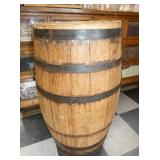 16X30 COUNTRY STORE CANDY BARREL
