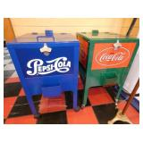 18X31 PEPSI COLA ICE CHEST