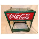 16X19 COKE SAMPLE GLASCOCK COOLER