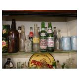 VARIOUS SODA BOTTLES, OTHERS