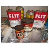 FLIT, ESSO CANS