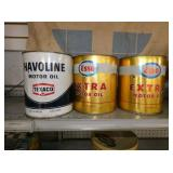 LG OLD STOCK HAVOLINE, ESSO