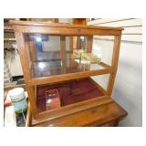 22X27 KEEN KUTTER OAK DISPLAY